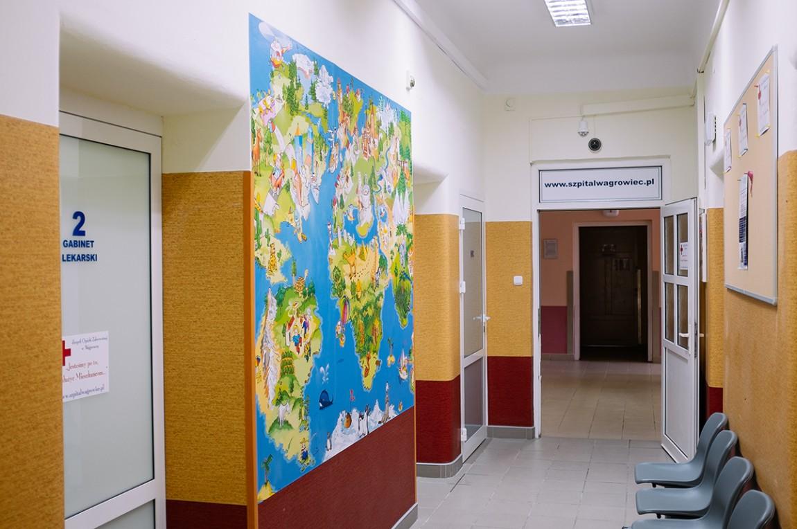 Szpitalny Oddział Ratunkowy po remoncie