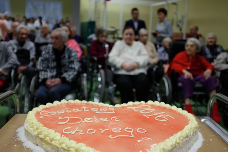 Światowy Dzień Chorego i inauguracja Wolontariatu ZSP nr 1